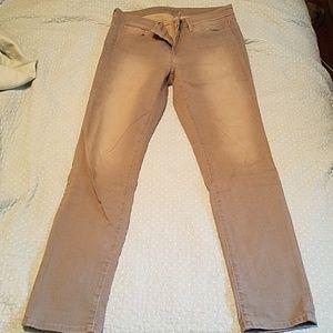 Gray Calvin Klein Ultimate Skinny Jeans